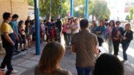 Primer día de clase para los 1.600 niños y niñas que cursan educación infantil y primaria en Daimiel
