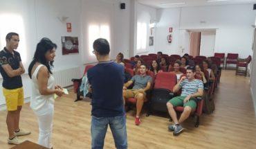 Primera jornada del Seminario sobre Entrenamiento y Nutrición Deportiva en Villanueva de los Infantes