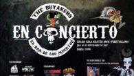 Se abre 'El bar de los muertos' de The Buyakers en la Sala Krater Rock de Puertollano el sábado 16 de septiembre con tintes solidarios