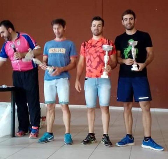 02 Entrega de premios de la novena edición de la Ruta Ciclista de Aldea del Rey