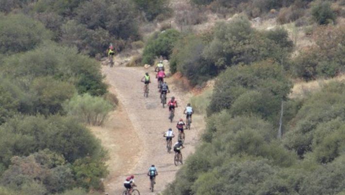 130 participantes registró la novena edición de la Ruta Ciclista de Aldea del Rey