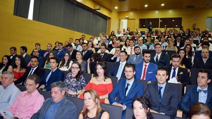 Nueva promoción de titulados de la Escuela Superior de Ingenieros Agrónomos y de Montes