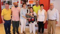 La Junta de Cofradías de Alcázar de San Juan entrega a Cáritas y Afanion 1.500 euros de la venta del libro 'Detalles Cofrades'