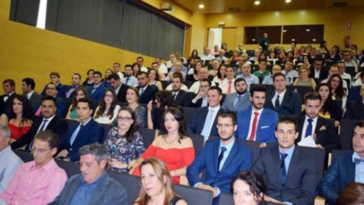 Nueva promoción de titulados de la Escuela Superior de Ingenieros Agrónomos y de Montes de la Universidad de Castilla La Mancha
