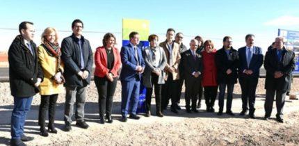 """Caballero agradece a la Junta el arreglo de la carretera Alcázar-Quero, """"una zona fundamental desde el punto de vista económico y social"""""""