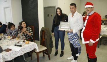 La Asociación Profesional de Apicultores de Ciudad Real, celebró su tradicional comida de navidad y rindió homenaje a María del Carmen López Muñoz