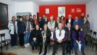 """Gema García Ríos lidera la Ejecutiva del PSOE de Calzada de Calatrava que pretende """"revivir el espíritu socialista de la Casa del Pueblo"""""""