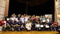 Los mejores deportistas reciben el reconocimiento de la alcaldesa de Miguelturra