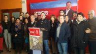 Luis Díaz-Cacho continuará al frente del PSOE en La Solana