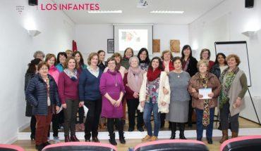 Gran participación de las mujeres de Villanueva de los Infantes en la Jornada de Envejecimiento Saludable
