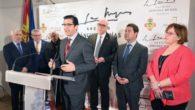 Caballero destaca que Manzanares ponga en marcha con el Museo Sánchez Mejías un espacio que reivindica el mundo del toro y, sobre todo, el de la cultura