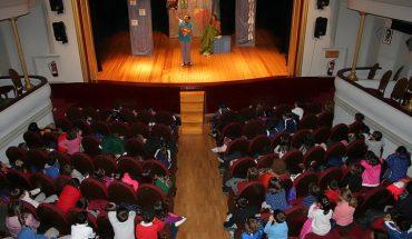 Continúan en Almodóvar del Campo las representaciones teatrales en ingles