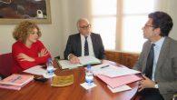 El Ayuntamiento financia la remodelación del laboratorio de química del IES 'Sotomayor'