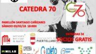 El Balonmano Atlético Puertollano espera al Cátedra 70 para cambiar su mala suerte