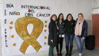 El Colegio 'Maestro Juan de Ávila' de Almodóvar del Campo reivindica para los niños con cáncer el tratamiento en unidades especializadas o pediátricas
