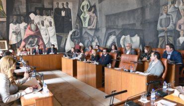 El Pleno de la Diputación aprueba inversiones por siete millones de euros en la capital y en 63 pueblos de la provincia