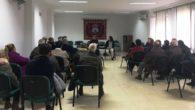 El PSOE provincial habla de la hucha de las pensiones y de la pobreza energética, en su primera sesión informativa, celebrada en Calzada de Cva.