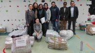 La Diputación seguirá apoyando las prácticas de los alumnos de la Facultad de Educación en los campamentos saharauis