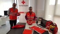 La Junta de Comunidades de Castilla-La Mancha subvenciona material a Cruz Roja por valor de más de 14.500 euros