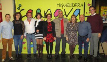 Orestes Corral y Mari Carmen León ya se han presentado ante la comunidad carnavalera de Miguelturra