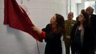 Pilar Zamora inaugura los nuevos almacenes  para el Servicio de Mantenimiento del Ayuntamiento